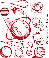 baseball, collezione