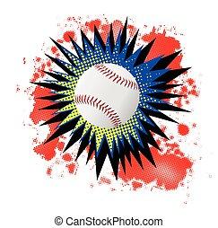Baseball Comic Boom
