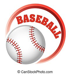 baseball game design, vector illustration eps10 graphic
