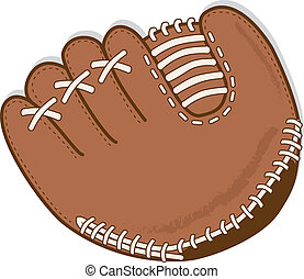 Baseball glove or mitt