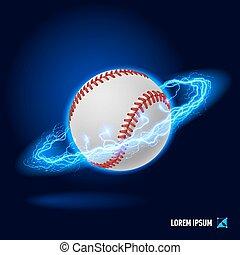 Baseball high voltage