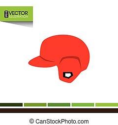baseball icon design