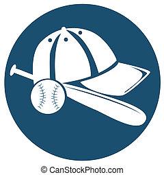 baseball, ikone