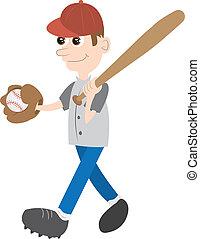 baseball, kind
