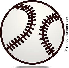 Baseball Logo Design Template Vector