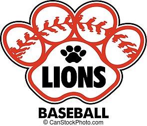 baseball, lwy