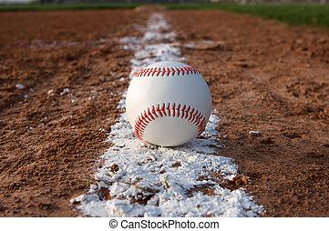 Baseball on the Line
