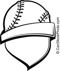 Baseball or Softball Shield