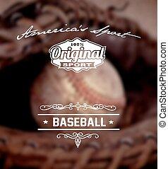 baseball original sport