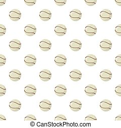 Baseball pattern seamless