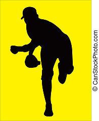 Baseball Player 05