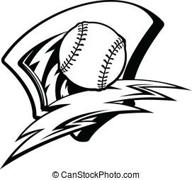 Baseball Softball Lightening Shield