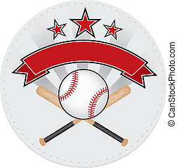 baseball sport patch