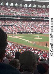 baseball, stadion