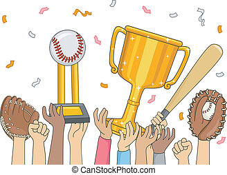 Baseball Team Champion
