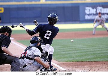 baseball teig, right-handed