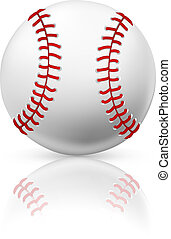 Baseball, vector