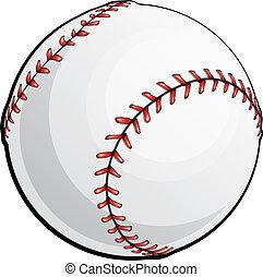 baseball, wektor