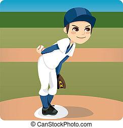 baseboll handkanna