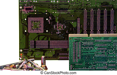 Basic and complex - Fasteners and printed circuit boards