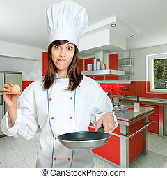 Basic cook challenge