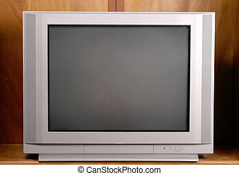 Basic Flat Screen TV - Ordinary and commonplace 27 inch...