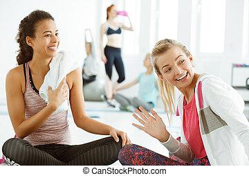 basierend,  workout, nach