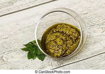 Basil sauce Pesto