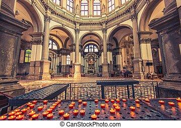 Santa Maria Della Salute - Basilica di Santa Maria Della ...