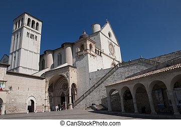 Basilica in Assisi