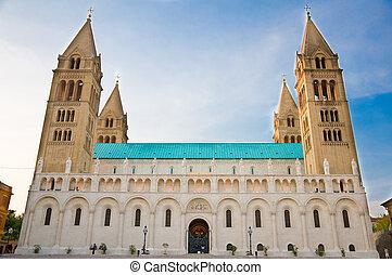 Basilica of Pecs, Hungary