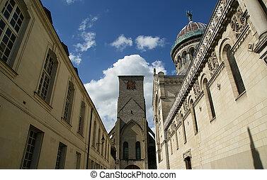 Basilica of Saint-Martin, Tours, France