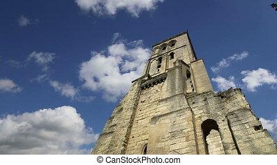 Basilica of Saint-Martin,France - Basilica of Saint-Martin,...