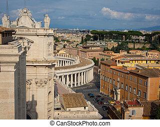 Basilica of Saint Peter, in the vatican city