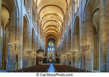 Basilica of Saint-Sernin, Toulouse, France