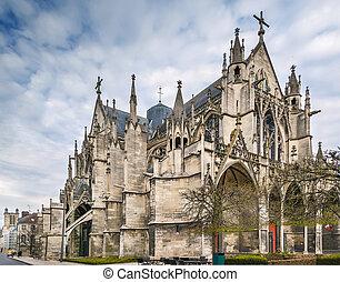 Basilica of Saint Urban, Troyes, France