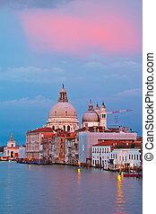 Basilica of Santa Maria della Salute, Venice