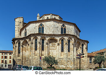 Basilica of St. Paul, Narbonne, France