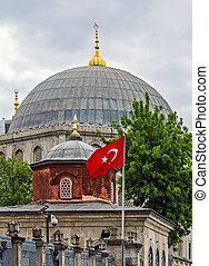 Basilica of the Hagia Sophia Church