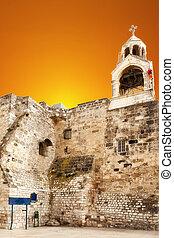 Basilica of the Nativity in Bethlehem