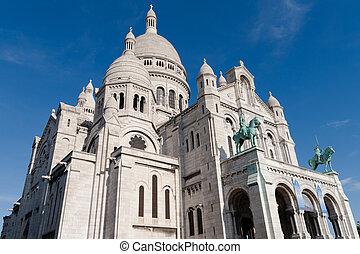Basilica of the Sacred Heart, Paris, France