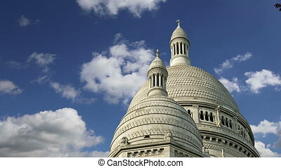 Basilica of the Sacred Heart,Paris - Basilica of the Sacred...
