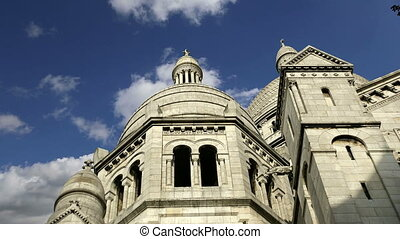 Basilica of the Sacred Heart,Paris