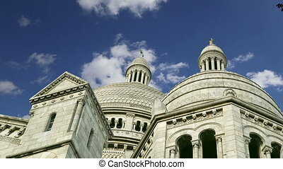 Basilica of the Sacred Heart,Paris - Basilica of the Sacred...