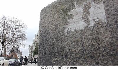 Basilica Sacre-Coeur Paris. - Basilica Sacre-Coeur.