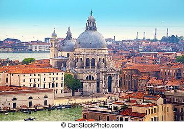 Santa Maria della Salute - Basilica Santa Maria della Salute...