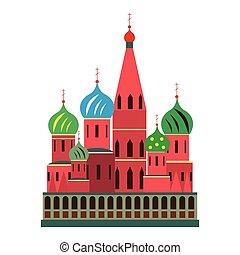 basilico, cattedrale, santo