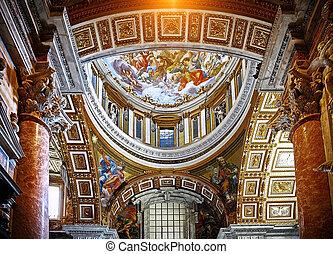 basilika, vatikan