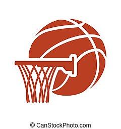 basket ball and basketball design