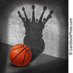 basket-ball, champion